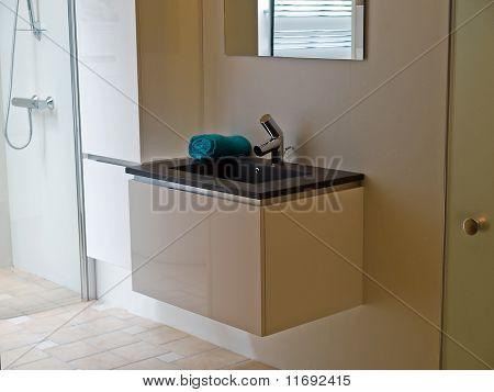 Modern Contemporary Designer Bathroom