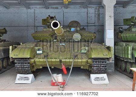 Main Battle Tank T-64