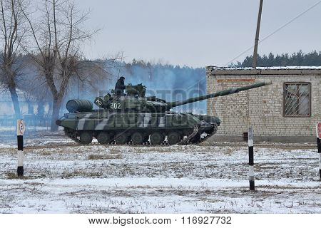 Main Battle Tank T-64