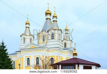 Cathedral Of St. Alexander Nevsky, Kobrin, Belarus