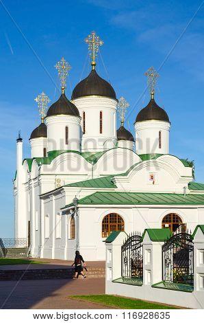 Saviour Transfiguration Cathedral Of Holy Transfiguration Monastery, Murom, Russia