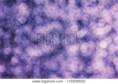 Wonderful Romantic Soft Violet Bokeh Background