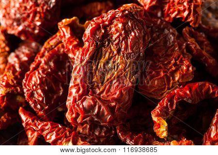 Organic Raw Sun Dried Tomatoes