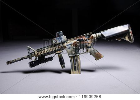 Automatic Rifle