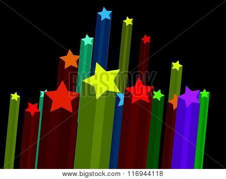 Rising Stars (Vector)