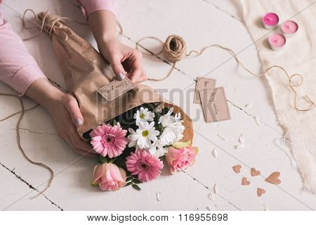 Making Special Gift