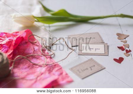Valentine's Day Lovely Present
