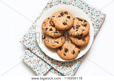Cookies At The Plate