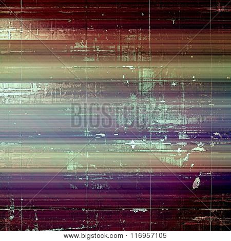 Old texture or antique background. With different color patterns: yellow (beige); brown; purple (violet); gray; pink