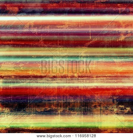 Abstract retro background or old-fashioned texture. With different color patterns: yellow (beige); red (orange); green; purple (violet); pink