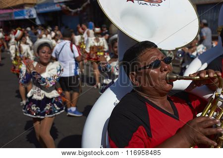 Caporales Band