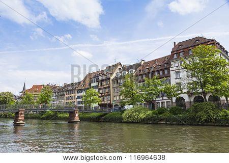 Strasbourg City, Alsace Province, France