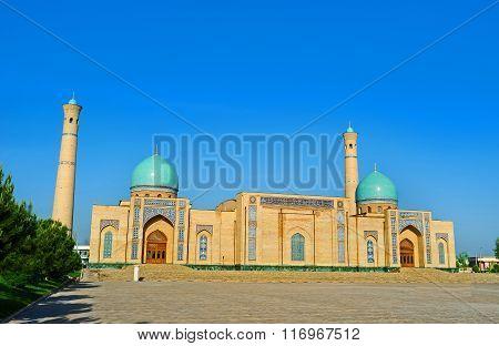 The Hazrat Imam Mosque