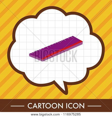 Work Tool Ruler Theme Elements Vector,eps