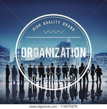 Organization Source Structure Productivity Concept
