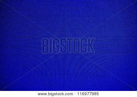 Dark Blue Fabric Texture