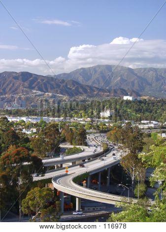 Com vista sobre Glendale