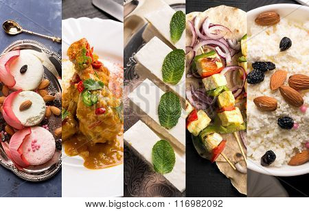 Traditional Indian Food