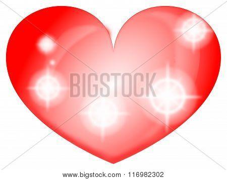 Valentine Heart Background 4