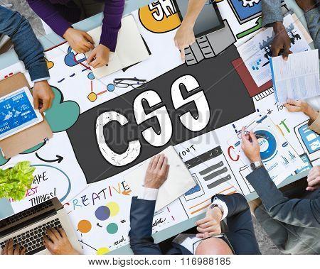 Web Web Design Technology Network Online Concept