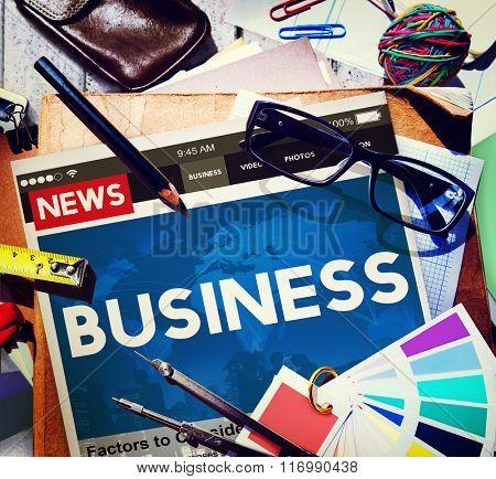 Business Start up Company Organization Development Concept