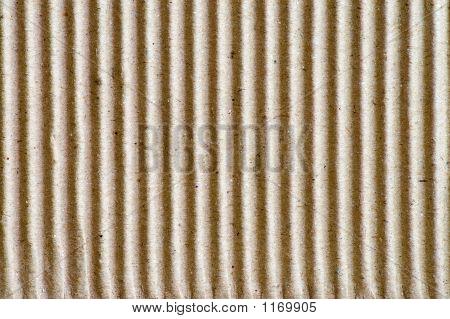 Corrugated Cardboard Pattern