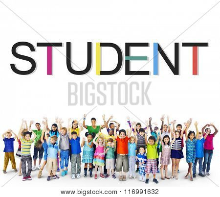 Student School Learning Intern Education Concept