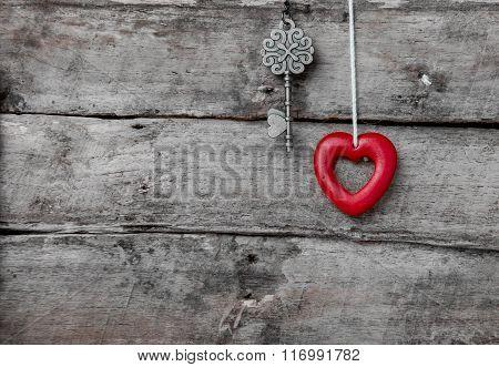 Love Design And Decoration For Valentine Background