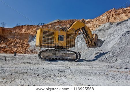 Cooper Mine - Open Pit
