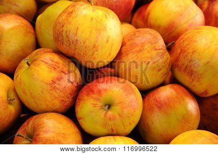 Apple On The Market