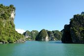 Sunny Ha Long Bay