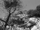 Men On The Rocks