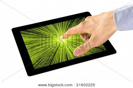 Sensory Perception On Tablet PC