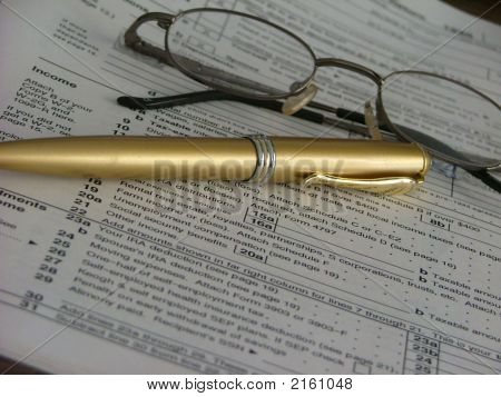 Tax Time Forms 2