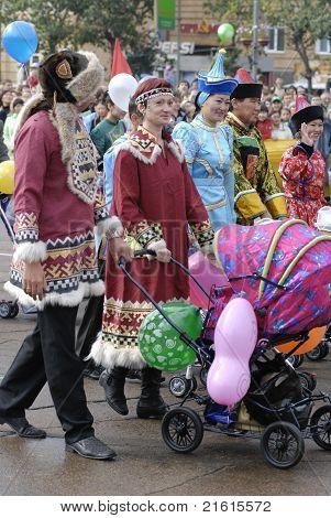 Callithump Parade