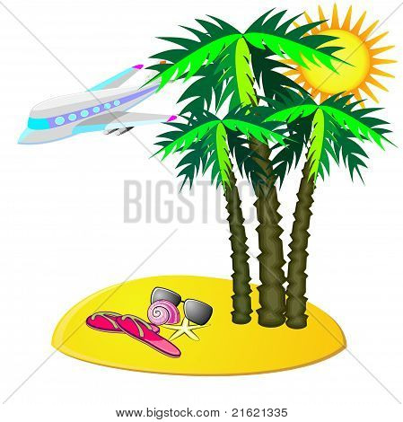 Fly To Tropic Vacation