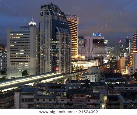 bangkok nana station