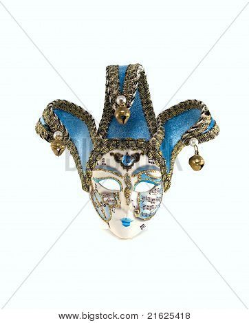 carnival mask from Venice