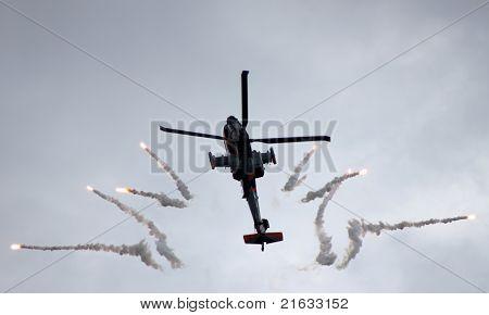 Netherlands Airforce AH-64D (1)