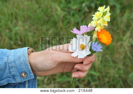 Give A Flower Bouquet