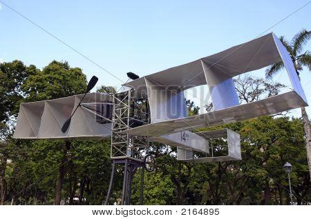 Santos Dumont First Plane