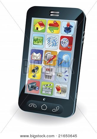New Smart Mobile Phone