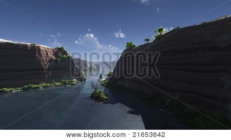 River Canyon 1
