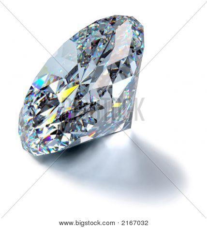Glittering Diamond