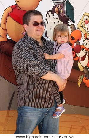LOS ANGELES - JUL 10:  Patton Oswalt arriving at the