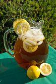 Pitcher Of Iced Tea
