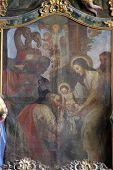 picture of magi  - Nativity Scene - JPG