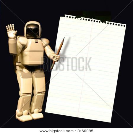 Literate Robot