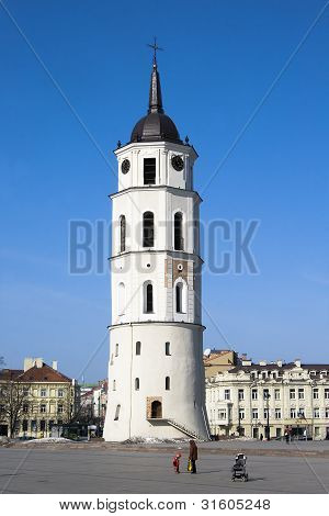 Belfry In Cathedral Square
