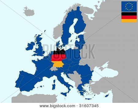 Germany In Europe